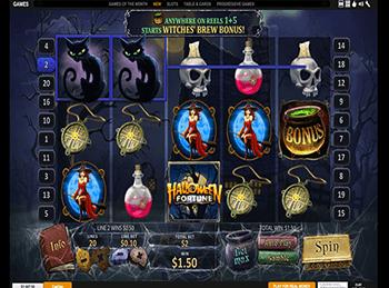 Игровой автомат Halloween Fortune - фото № 1