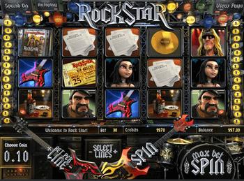 Игровой автомат Rockstar - фото № 2