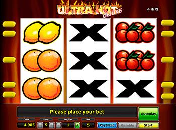 Игровой автомат Ultra Hot Deluxe - фото № 4