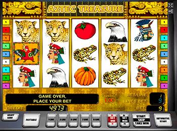 Игровой автомат Aztec Treasures 3D - фото № 4