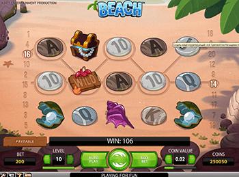 Игровой автомат Beach - фото № 3