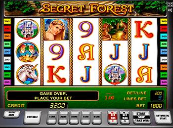 Игровой автомат Secret Forest - фото № 2