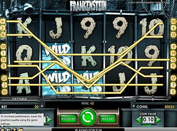 Игровой автомат Frankenstein - фото № 3