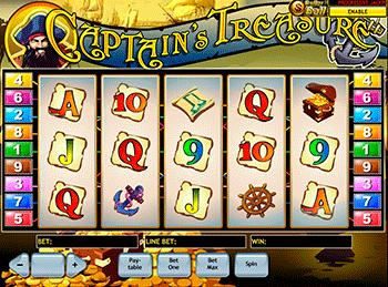 Игровой автомат Captain's Treasure - фото № 2