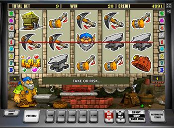 Игровой автомат Gnome - фото № 2
