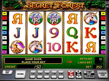 Игровой автомат Secret Forest - фото № 5