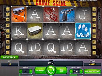 Игровой автомат Crime Scene - фото № 5