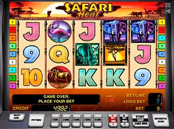Игровой автомат Safari Heat - фото № 4