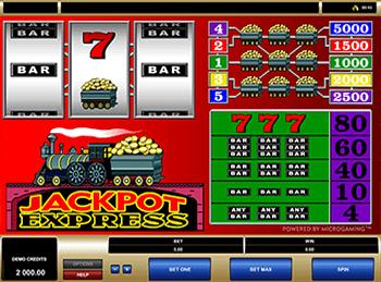 Игровой автомат Jackpot Express - фото № 3