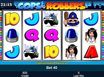 Игровой автомат Cops 'N' Robbers - фото № 2