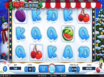Игровой автомат Fruit Shop Christmas Edition - фото № 4