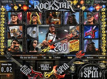 Игровой автомат Rockstar - фото № 4