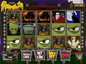 Игровой автомат The Ghouls - фото № 6