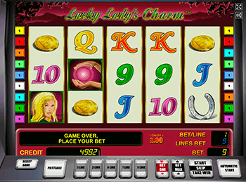 Игровой автомат Lucky Lady's Charm - фото № 6