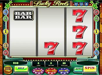Игровой автомат Lucky Reels - фото № 1
