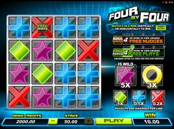 Игровой автомат Four By Four - фото № 1