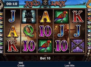 Игровой автомат Red Lady - фото № 3
