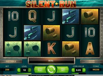 Игровой автомат Silent Run - фото № 1