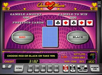 Игровой автомат Queen of Hearts - фото № 2