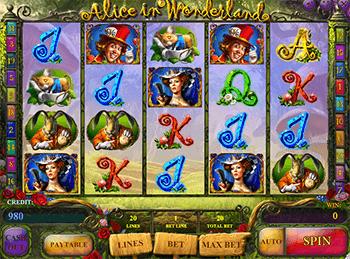 Игровой автомат Alice In Wonderland - фото № 6
