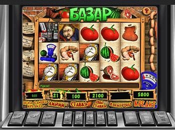 Игровой автомат Базар - фото № 4