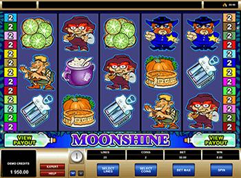 Игровой автомат Moonshine - фото № 4