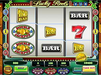 Игровой автомат Lucky Reels - фото № 6