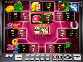 Игровой автомат Lucky Lady's Charm - фото № 2